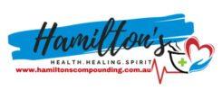 Hamiltons Compounding logo